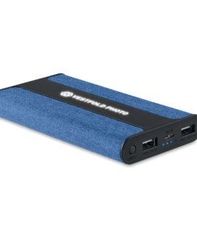 Imprimare Baterie textil 6000 mAh