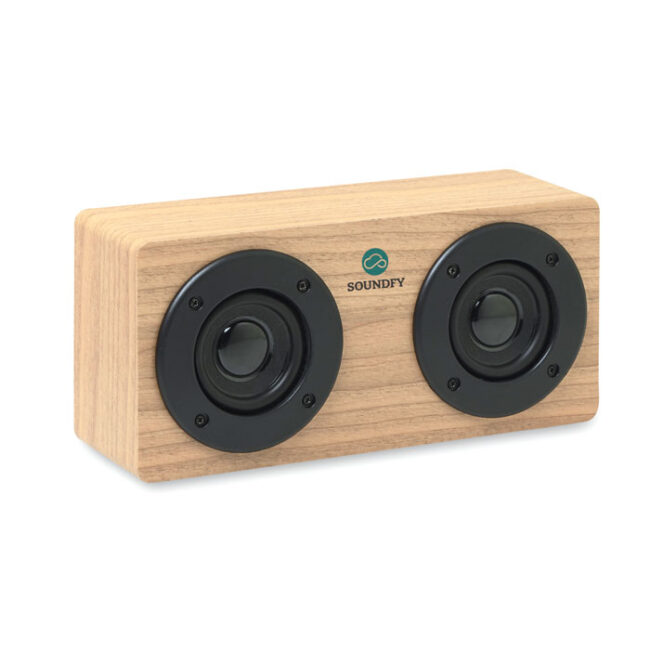 Personalizare Boxă wireless 2x3W 400 mAh