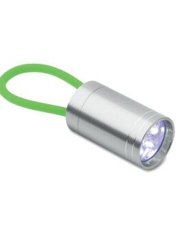 Aluminium torch glow in dark personalizate