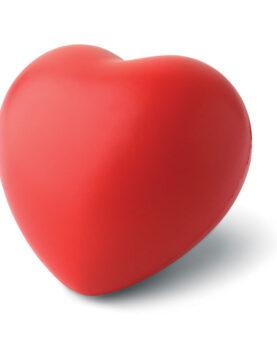 Personalizare Anti-stres inimă. Material PU.