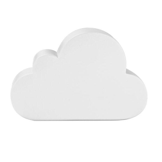 Anti-stress în formă de nor personalizate