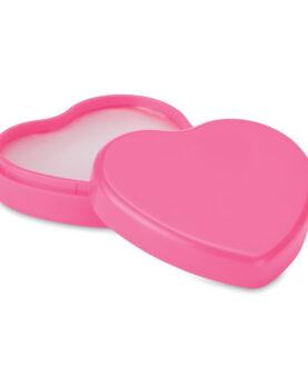 Personalizare Balsam buze în formă de inimă