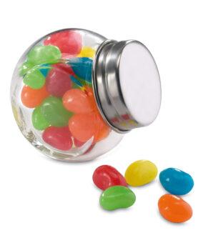 Borcan cu bomboane personalizate