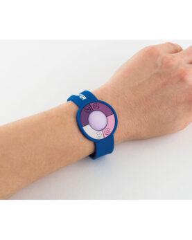 Brățară cu senzor UV. personalizate