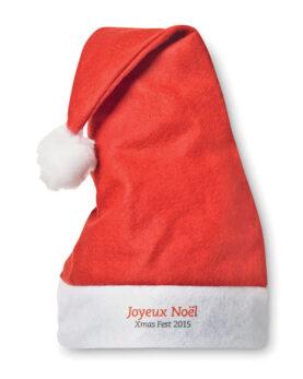 Căciulă de Crăciun. personalizate