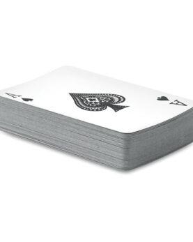 Cărţi de joc în cutie plastic personalizate