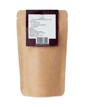 Cafea organică Arabica de 75 g personalizate