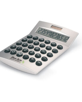 Calculator solar 12 cifre personalizate