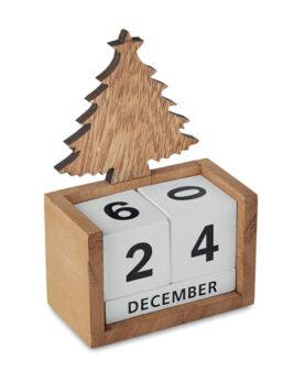 Personalizare Calendar de masă de Crăciun