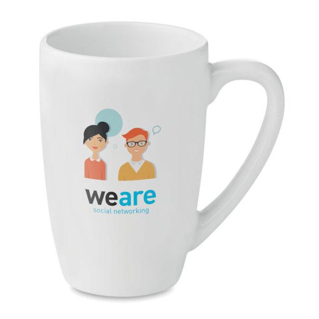 Cană ceramică de ceai 180 ml personalizate