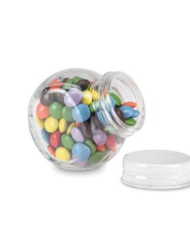 Ciocolată în borcănaş (30g) personalizate