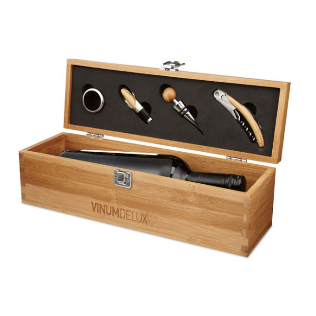 Cutie pentru sticlă de vin personalizate