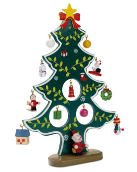 Decoraţiune brad de Crăciun di personalizate