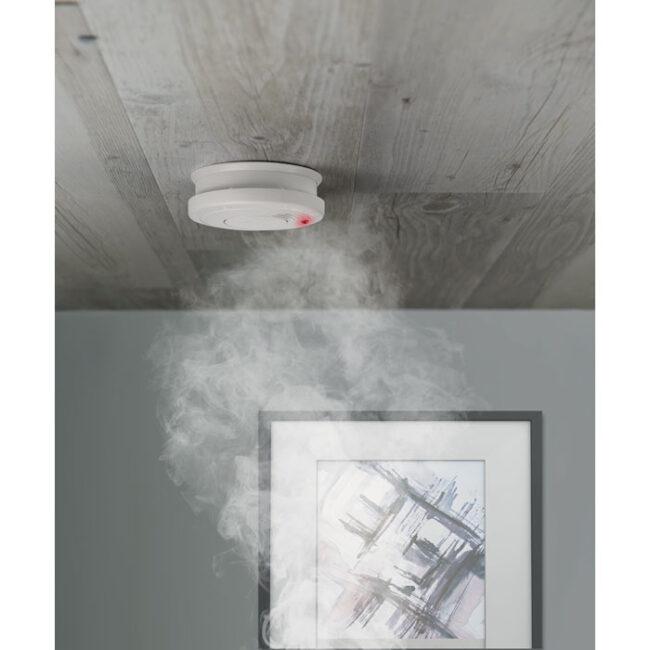 Detector fum personalizate