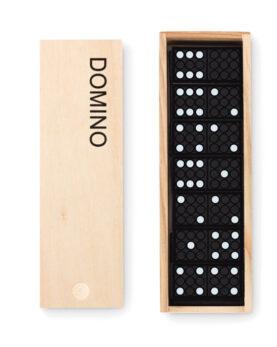 Personalizare Domino din lemn