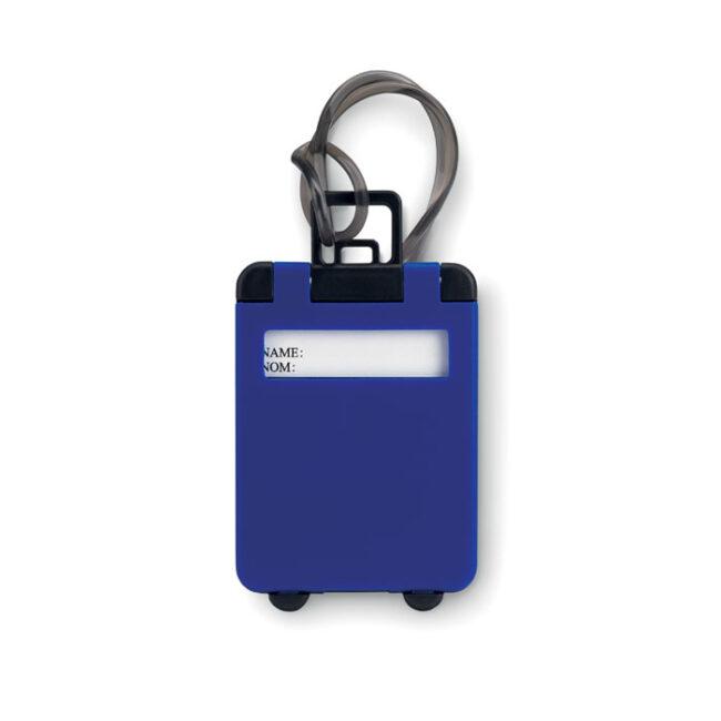 Etichetă bagaj din plastic personalizate