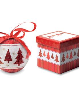 Personalizare Glob Crăciun în cutie