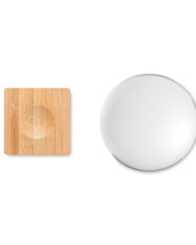 Glob de cristal personalizate