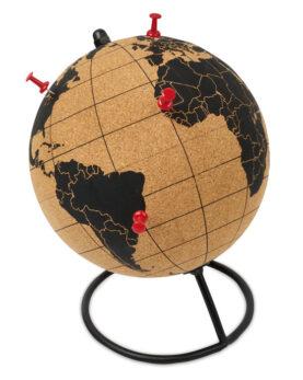 Personalizare Glob din plută