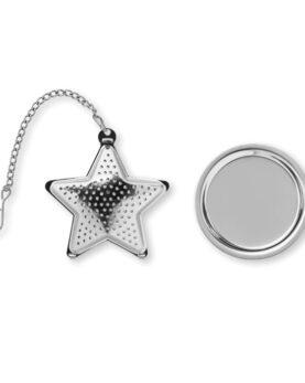 Infuzor ceai în formă stea personalizate