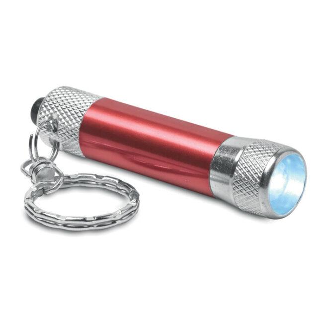 Lanternă aluminiu cu breloc personalizate