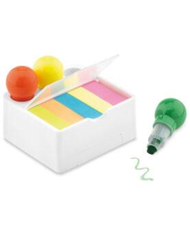 Personalizare Marker cerat în 3 culori.