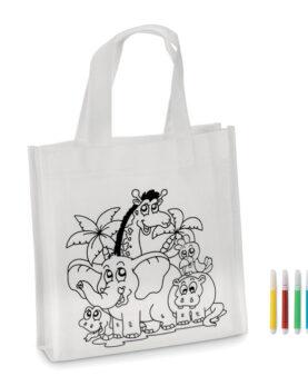 Mini-geantă cumpărături personalizate