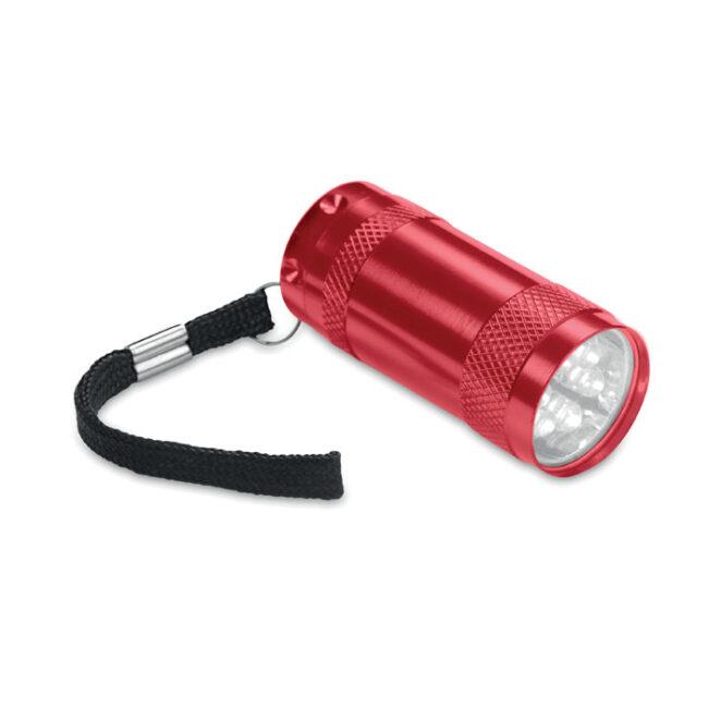 Personalizare Mini-lanternă aluminiu+lanyard