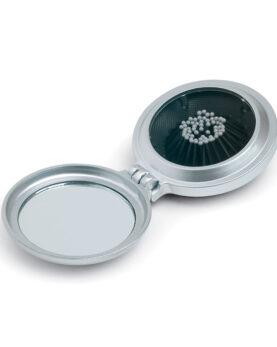Oglindă şi perie pliabilă personalizate