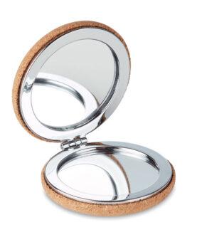 Oglindă cu capac din plută personalizate