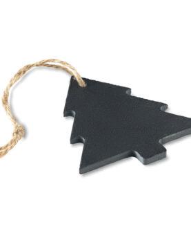 Ornament brad din ardezie personalizate