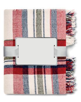 Pătură chenille personalizate
