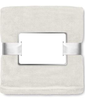 Păturică moale personalizate
