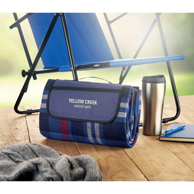Păturică picnic acryl personalizate