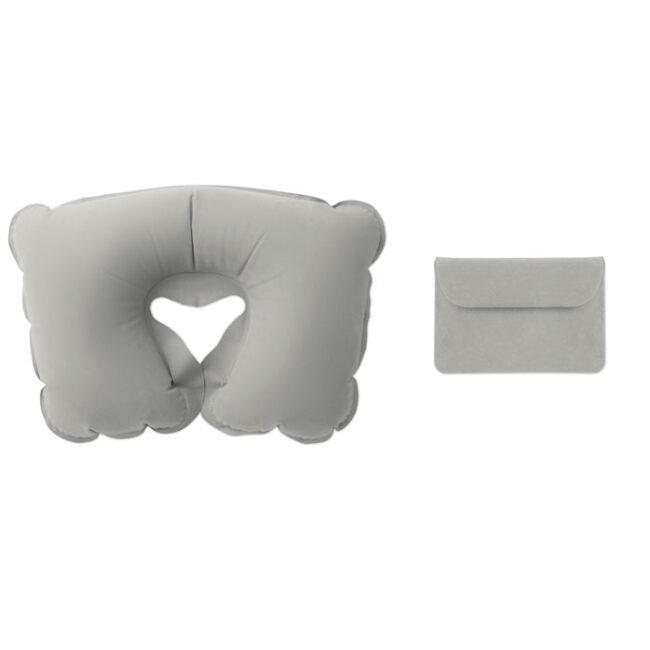 Pernă gonflabilă în husă personalizate