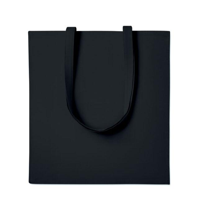 Sacoșă cumpărături cu burduf personalizate
