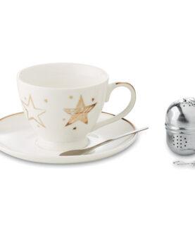 Set ceai în cutie personalizate