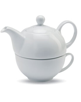 Personalizare Set ceainic și ceașcă de ceai