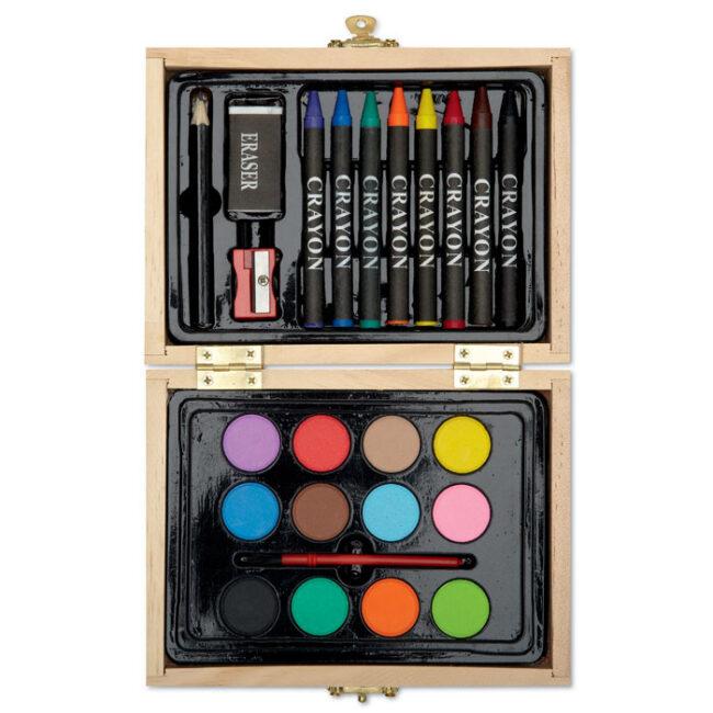 Personalizare Set compact pentru pictură