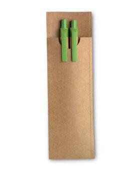 Personalizare Set creion mecanic și pix