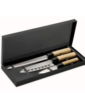 Personalizare Set cuţite în stil japonez