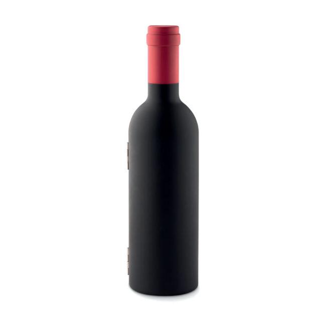 Set vin formă sticlă personalizate