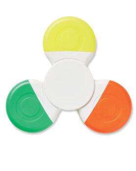 Spinner cu evidențioatoare personalizate
