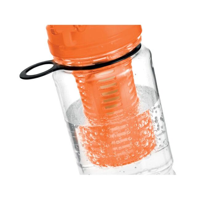 Sticlă cu locaș pentru fructe imprimate