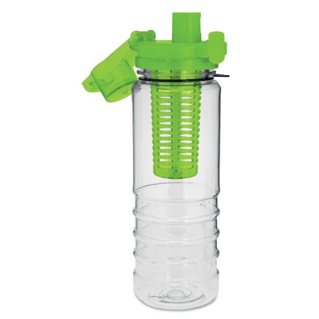Sticlă cu locaș pentru fructe personalizate