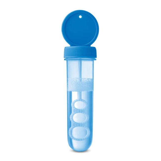 Sticluță cu baloane din săpun imprimate