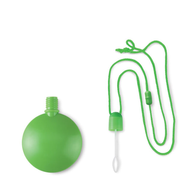 Sticluță cu baloane din săpun personalizate