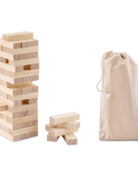Personalizare Turn de joc în sac din bumbac
