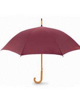Personalizare Umbrelă automată/ mâner lemn