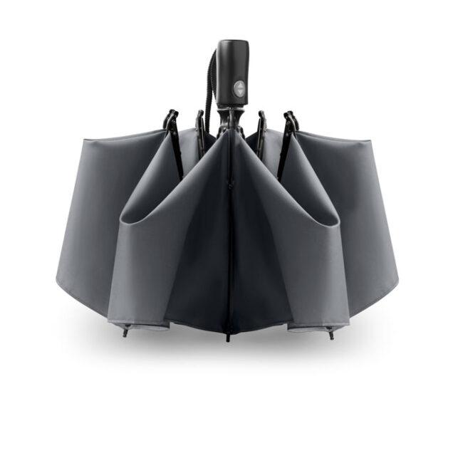 Umbrelă pliabilă reversibilă inscriptionate
